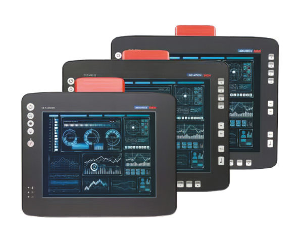 Терминал DLT-V8312 компании Advantech