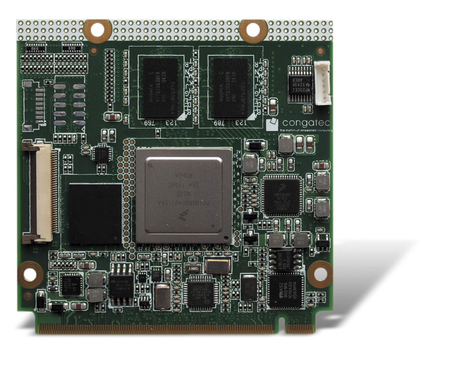 Компьютер–на-модуле conga-QMX6