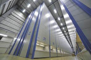Автоматизированные лифтовые склады Kardex Shuttle XP