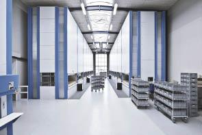 Автоматизированные склады Kardex
