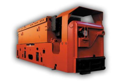 Рудничный электровоз А-5,5-600-У5