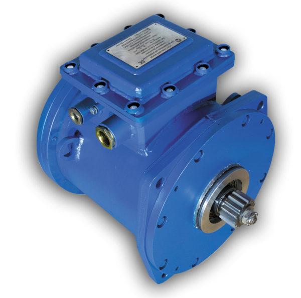 Синхронный электродвигатель на постоянных магнитах взрывозащищенного исполнения серии СДПМ