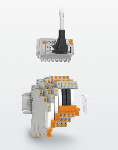 Интерфейсные релейные модули PLC INTERFACE
