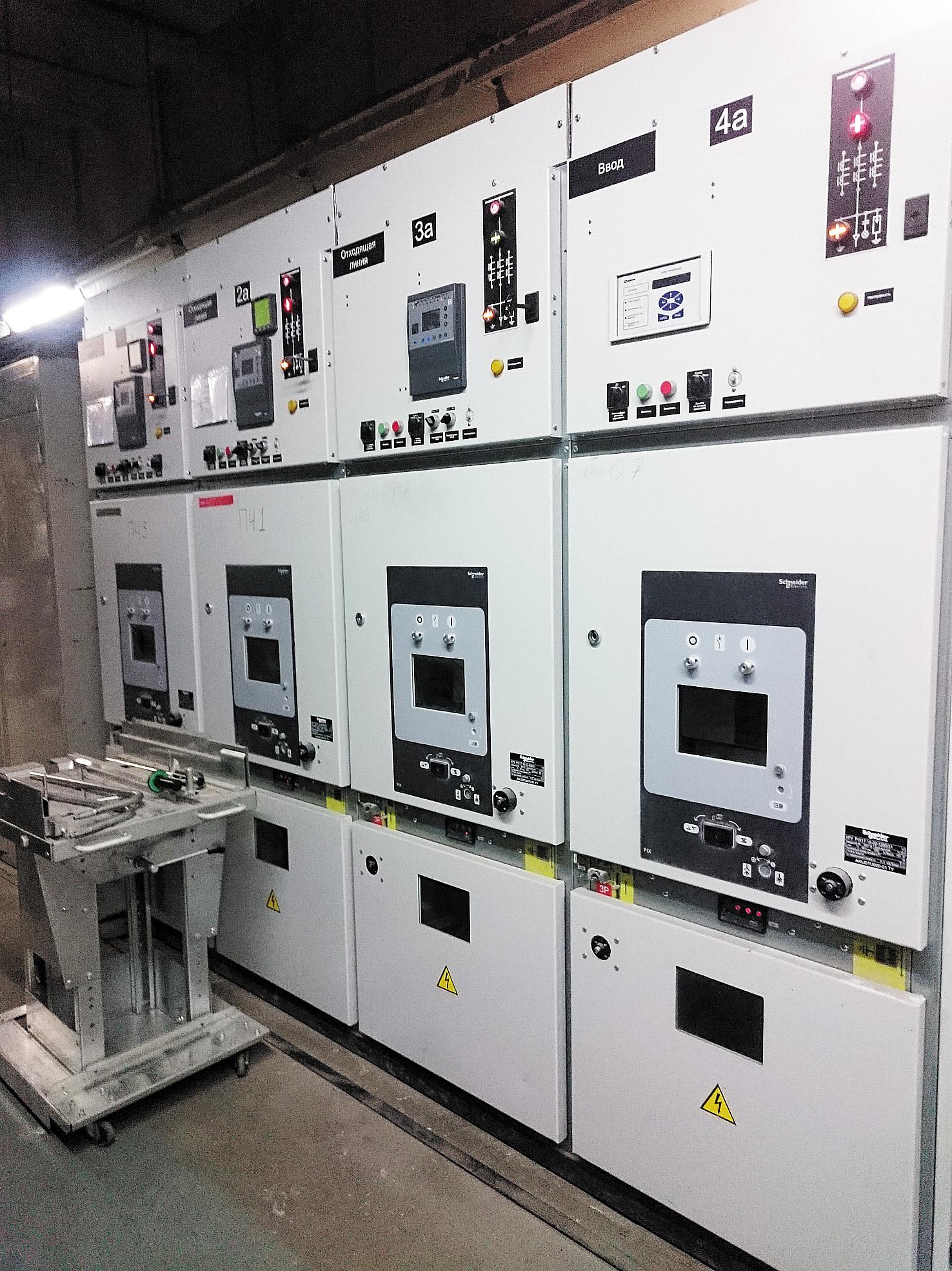 комплектные распределительные устройства PIX-17