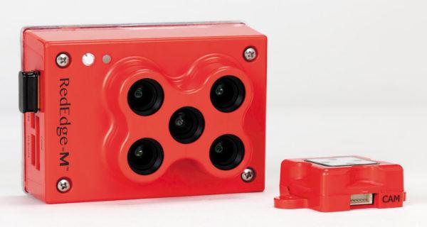 Мультиспектральная камера MicaSense RedEdge M
