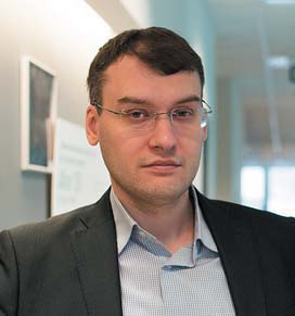 ИГОРЬ АМОСКИН, заместитель генерального директора по рынку «Промышленность»