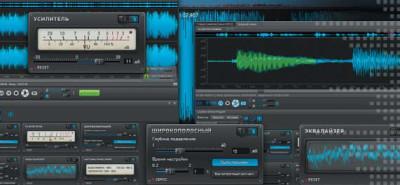 Программный комплекс шумоочистки аудиозаписей Sound Cleaner