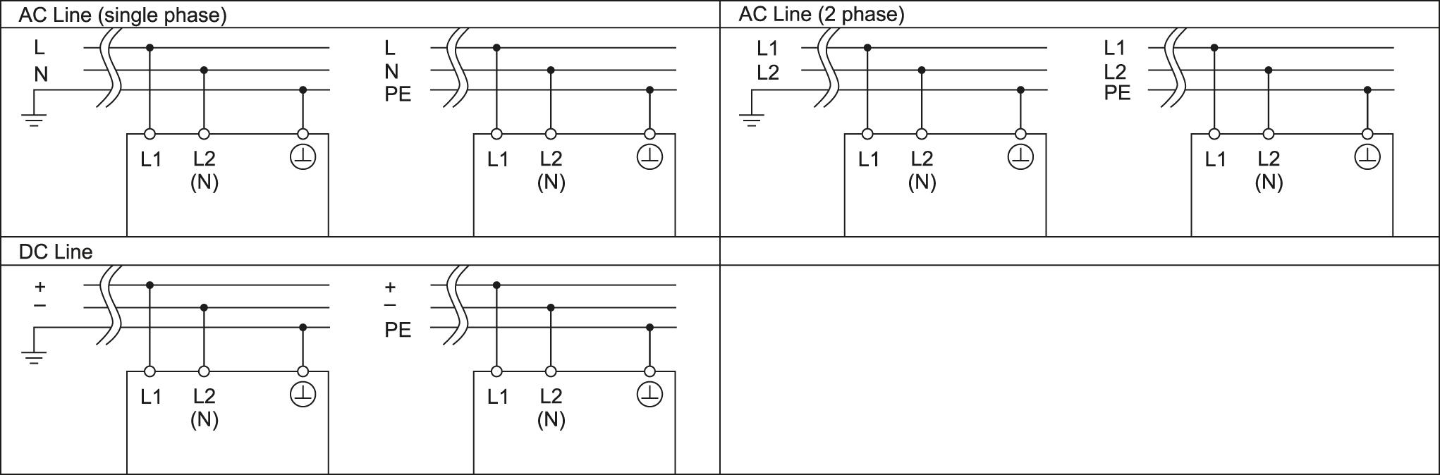 схема подключения конвертера SBP200