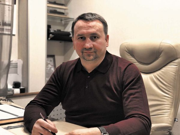 Дмитрий Велеславов, председатель совета директоров ГК «Макро Групп»