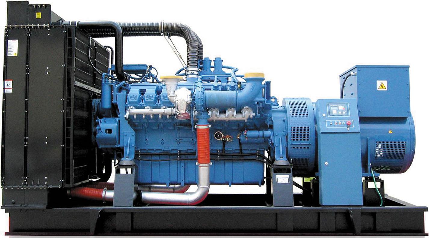 генератор АББ серии AMG