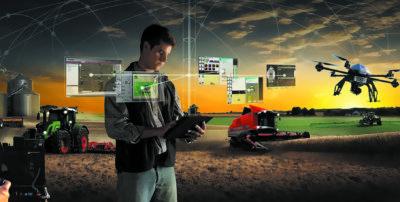Пути автоматизации сельского хозяйства Евромобайла