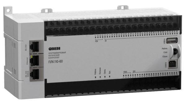 Программируемый логический контроллер ПЛК110-60