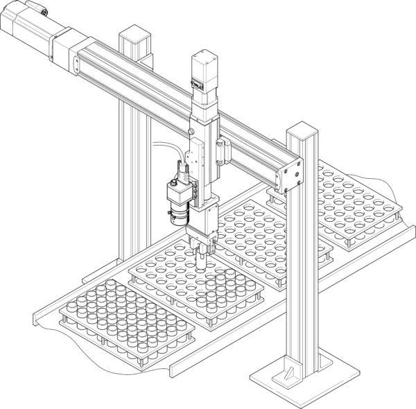Проверка ориентации изделия машинным зрением