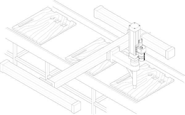 Контроль деревянных поверхностей - техническое зрение
