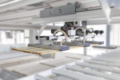 Вакуумные захваты в промышленной автоматике