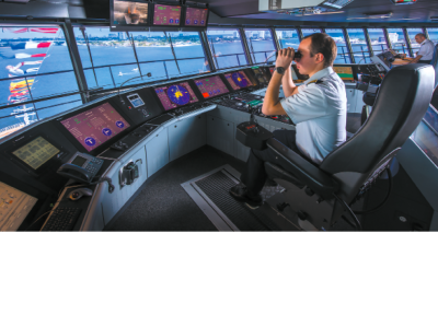 Морские мониторы и компьютеры Winmate для специальных применений