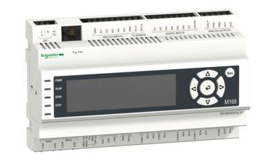 Внешний вид контроллера Modicon М168