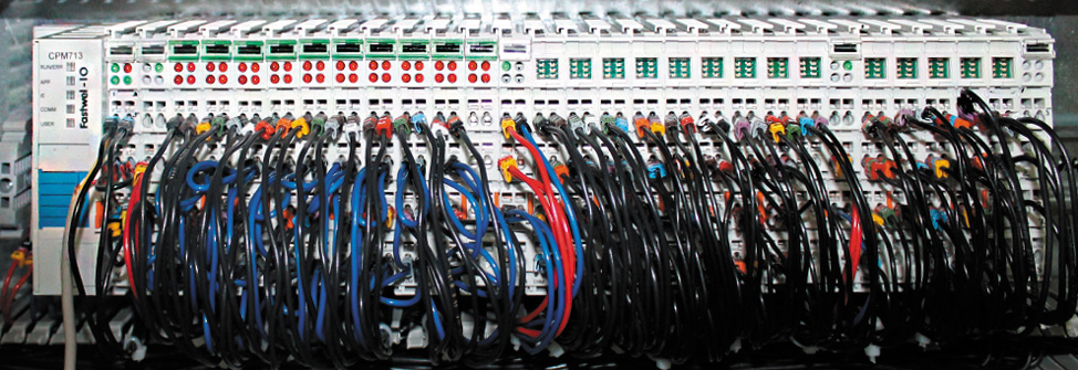 Автоматизированная система управления комплексом оборудования АГНКС