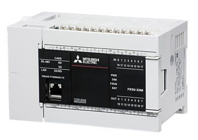 Контроллер Mitsubishi FX5U-32MR/ES