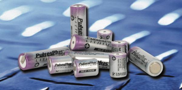 Батареи PulsesPlus объединяют стандартную LiSOCl2-батарею бобинного типа с запатентованным суперконденсатором с гибридным слоем (HLC)