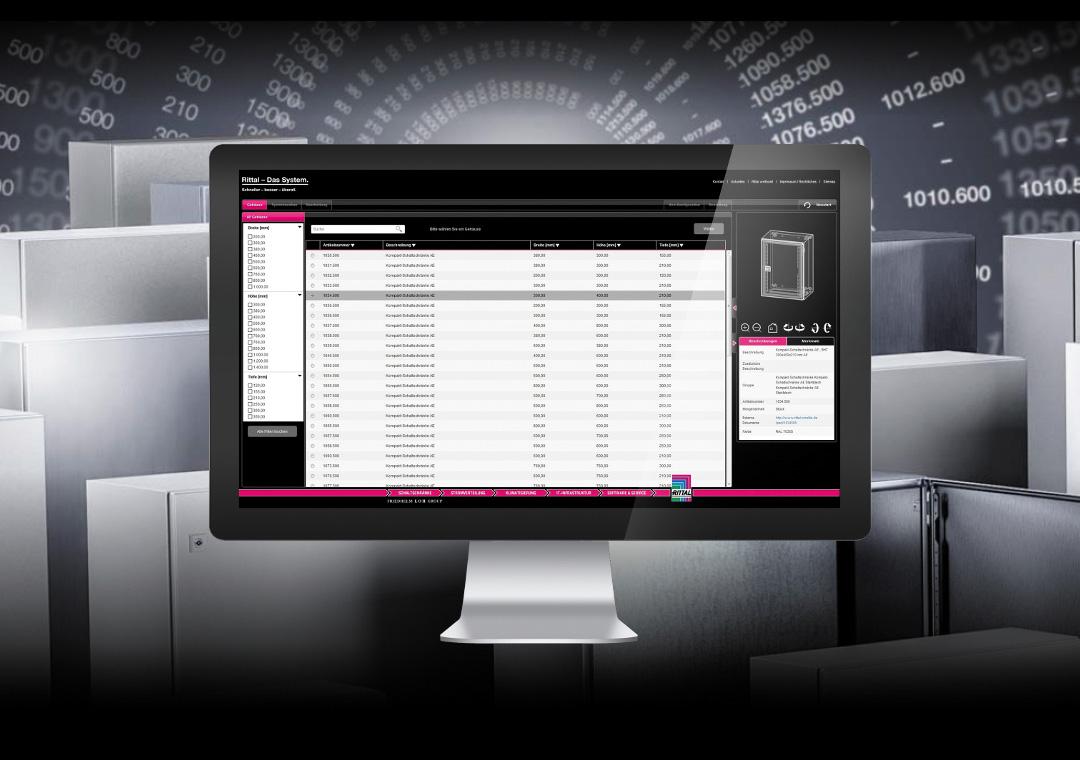 Система Rittal Configuration System