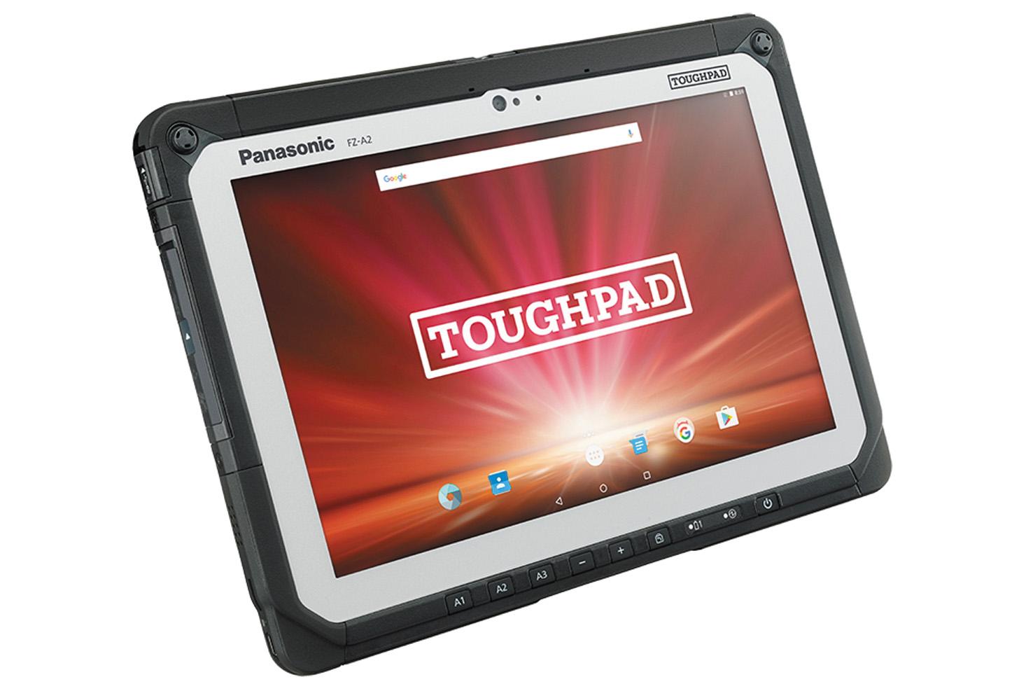защищенный планшет Toughpad FZ-A2