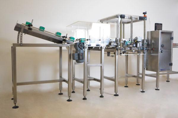 Оборудование для сериализации и агрегации ЛП «ВИСКОНТ.Фарма»