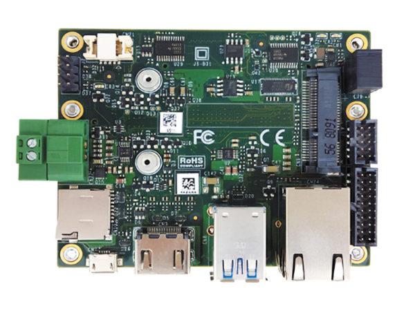 Плата N310 для процессорного модуля Jetson TX2