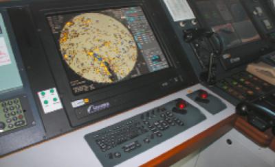 Многофункциональная рабочая станция Navi-Sailor 4000 ECDIS MFD
