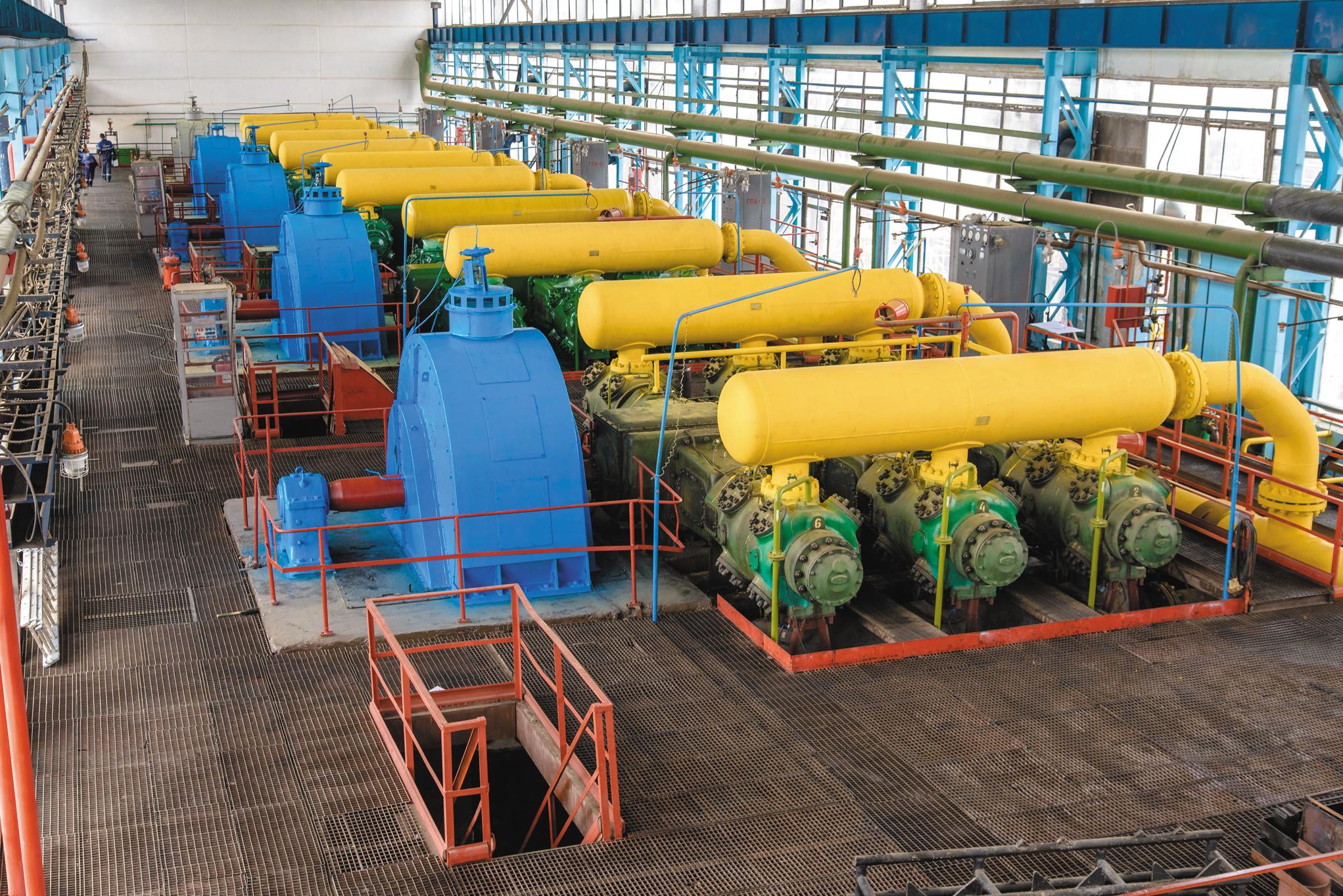 Гелиевый завод — один из основных производителей этана в России. На его долю приходится выпуск 80% этой продукции.