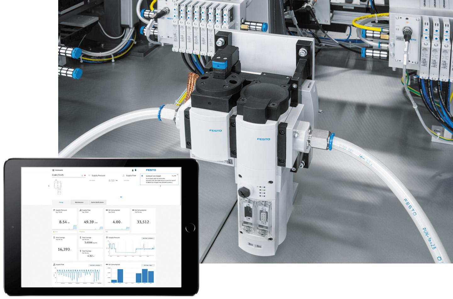 Доступ к модулю энергоэффективности MSE6-E2M с помощью дашбордов