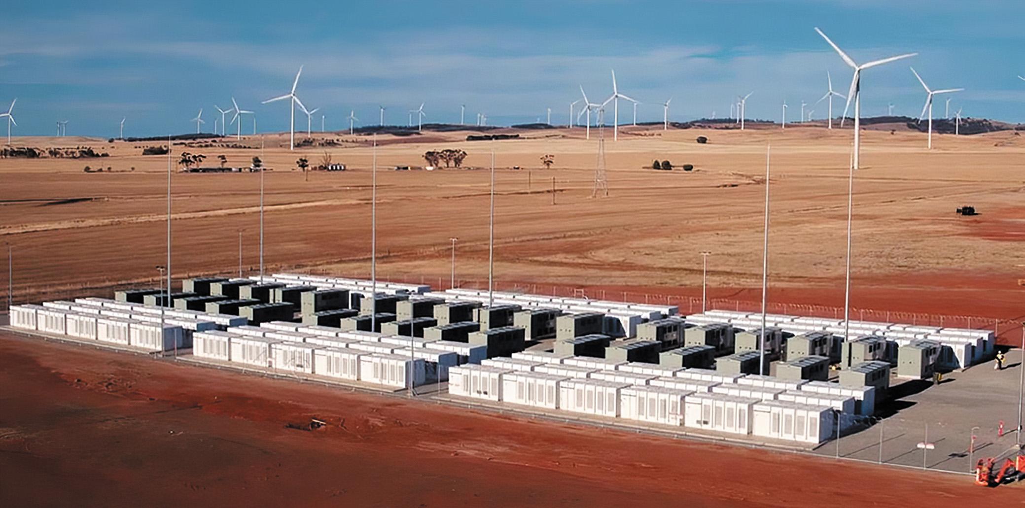 Новая система от Tesla — часть предпринимаемых усилий по решению проблем энергоснабжения в Южной Австралии, жители которой сильно страдают от постоянных скачков напряжения и отключений электросети