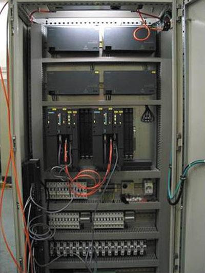 Шкаф управления автоматизацией ЮЗОС