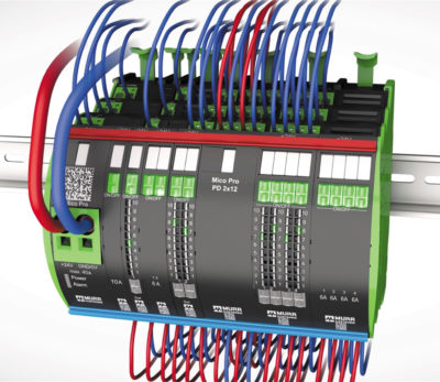 Модули Mico Pro обеспечивают контроль тока, дистанционное управление и диагностику