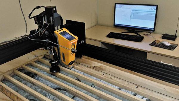 Проведение автоматизированных измерений с помощью РФА Olympus Vanta