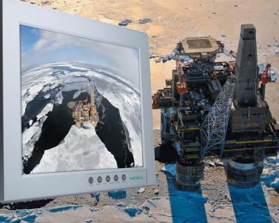 промышленные панельные компьютеры (IPC)