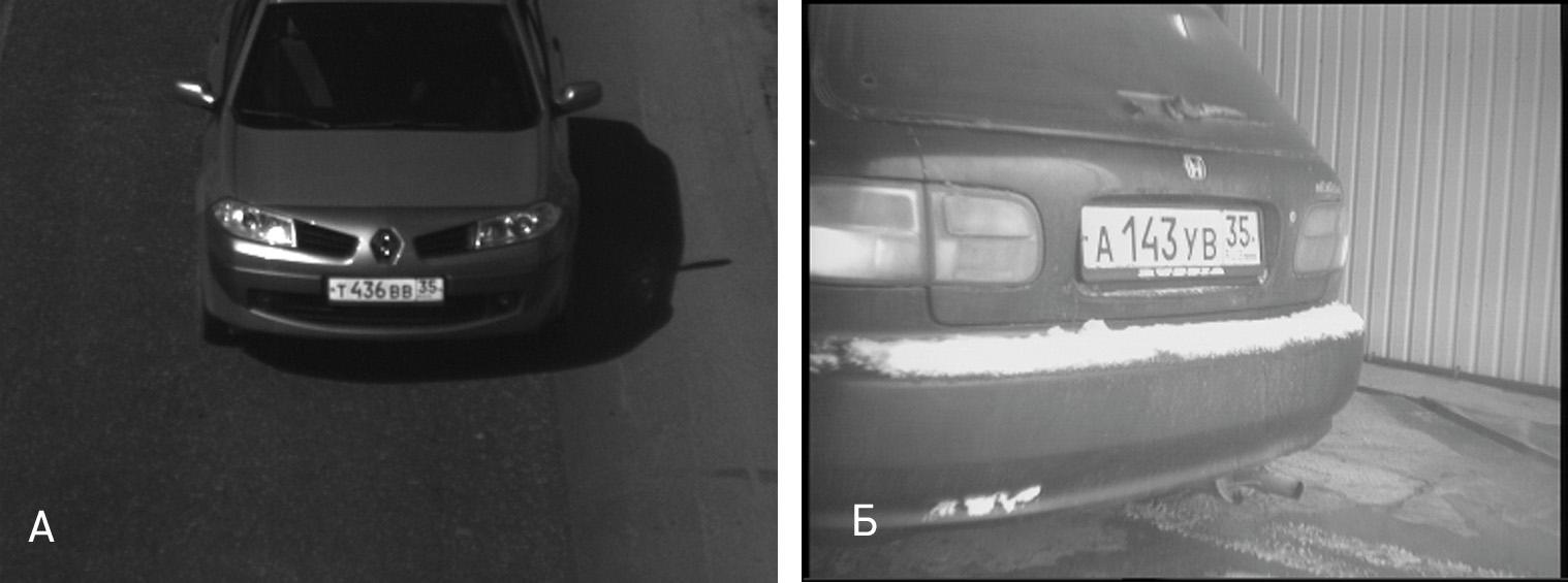 Правильный и неправильный угол расположения камеры относительно траектории движения - Автомаршал