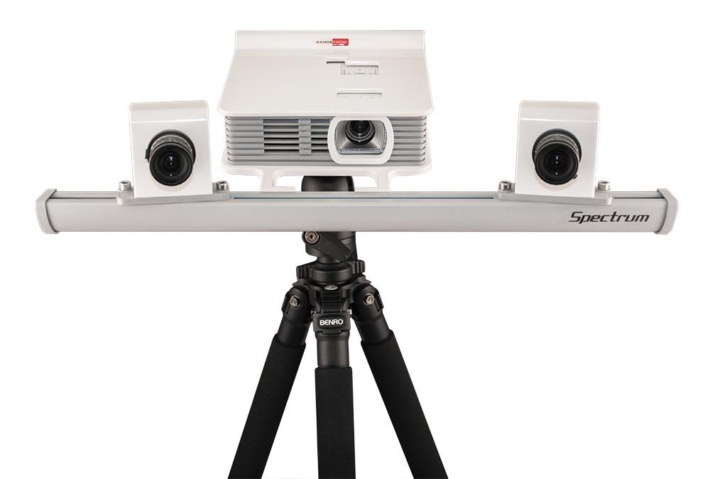 3D-сканер Range Vision Spectrum