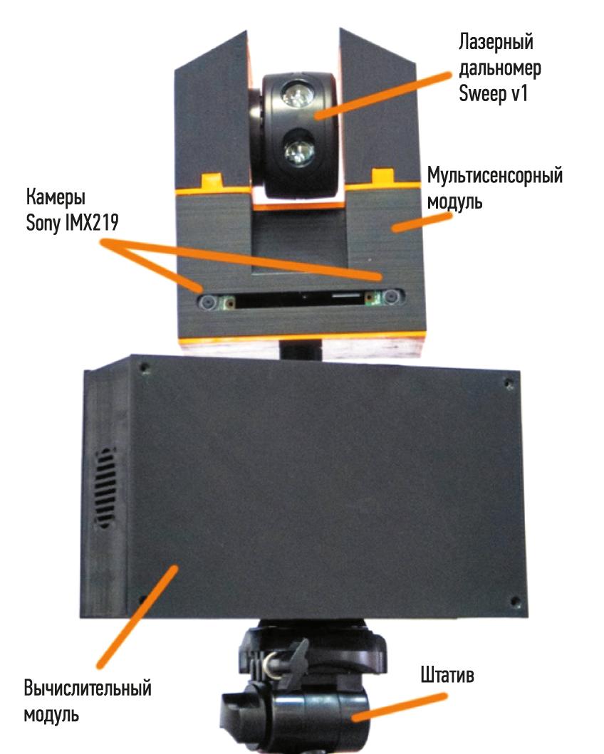 Общий вид оборудования «КМТЗ»
