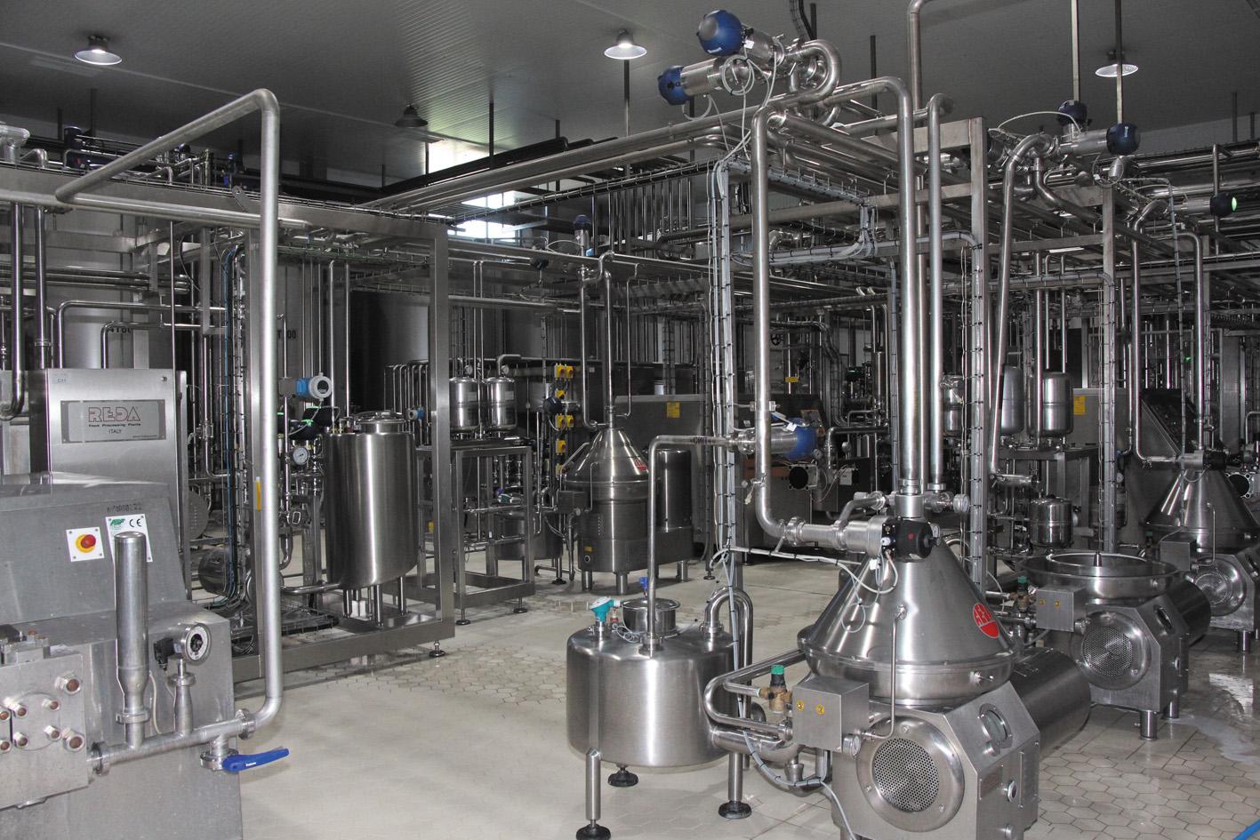 Дмитрогорский молочный завод