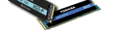 Твердотельные накопители Toshiba