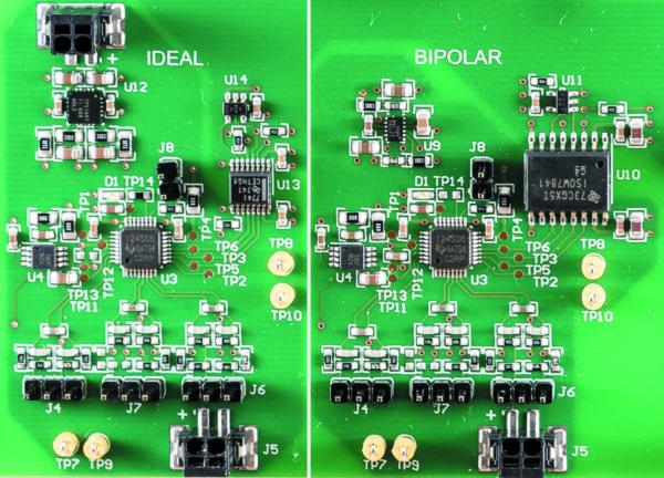 Внешний вид модуля TIDA-01434