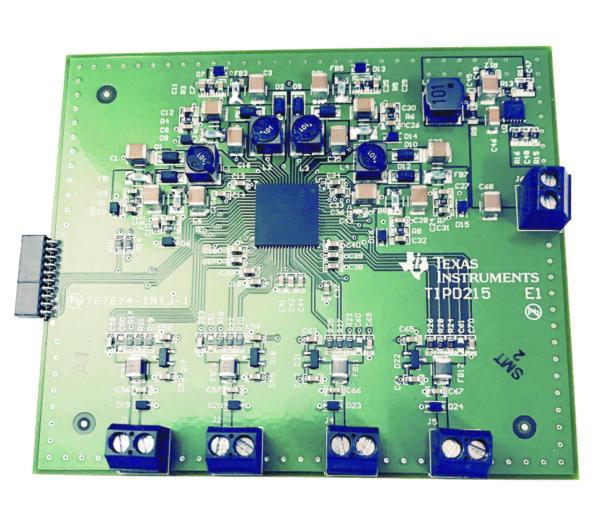 Внешний вид модуля TIPD215