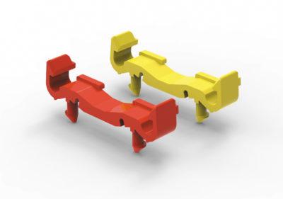 Красные и желтые RLM
