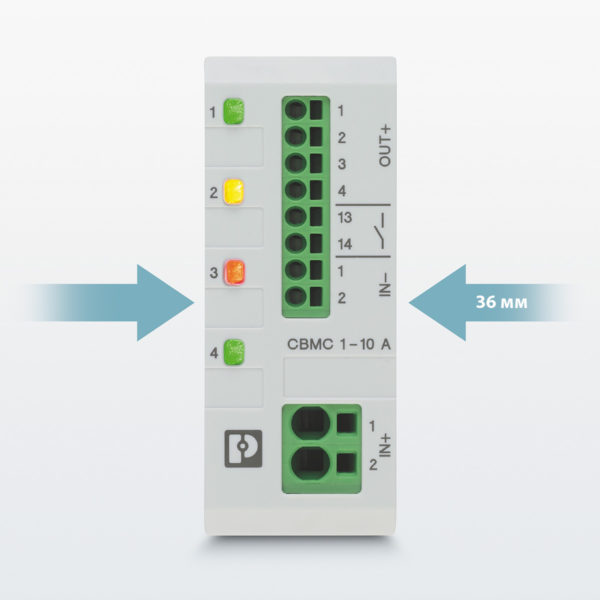 электронные автоматические выключатели CBMC