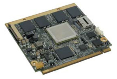 «Компьютер-на-модуле» стандарта Qseven: SECO QuadMo747-X/i.MX6 с процессором Freescale iMX6