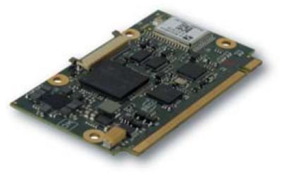 «Компьютер-на-модуле» стандарта Qseven: SECO uQ7-OMAP5 40×70 мм с процессором Texas Instruments OMAP5