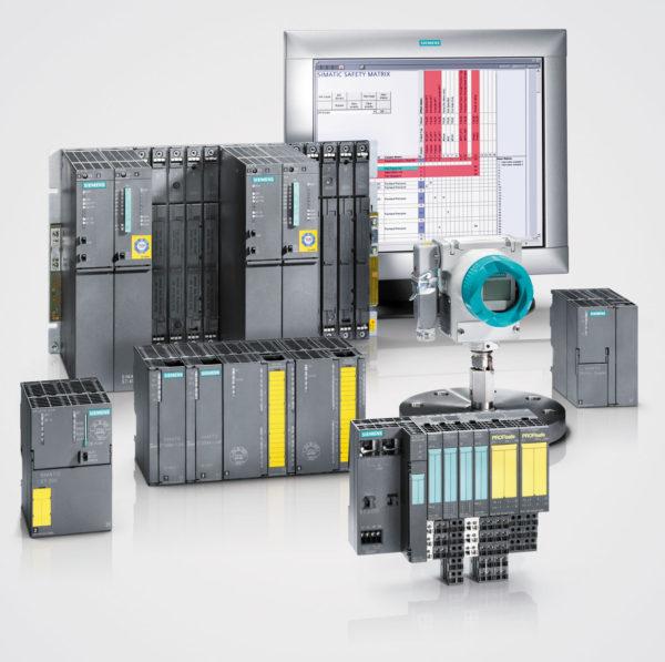 Образцы технических компонентов систем автоматики безопасности