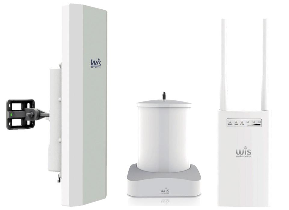 Базовые станции серий WCAP-AC-OS / WCAP-AC-Outdoor / WCAP-Outdoor