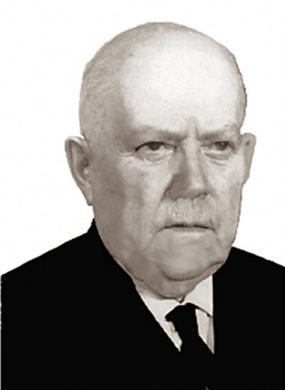 Николай Иосафович Колчин